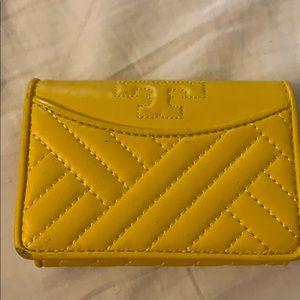 Tory Burch Card Case Holder Wallet